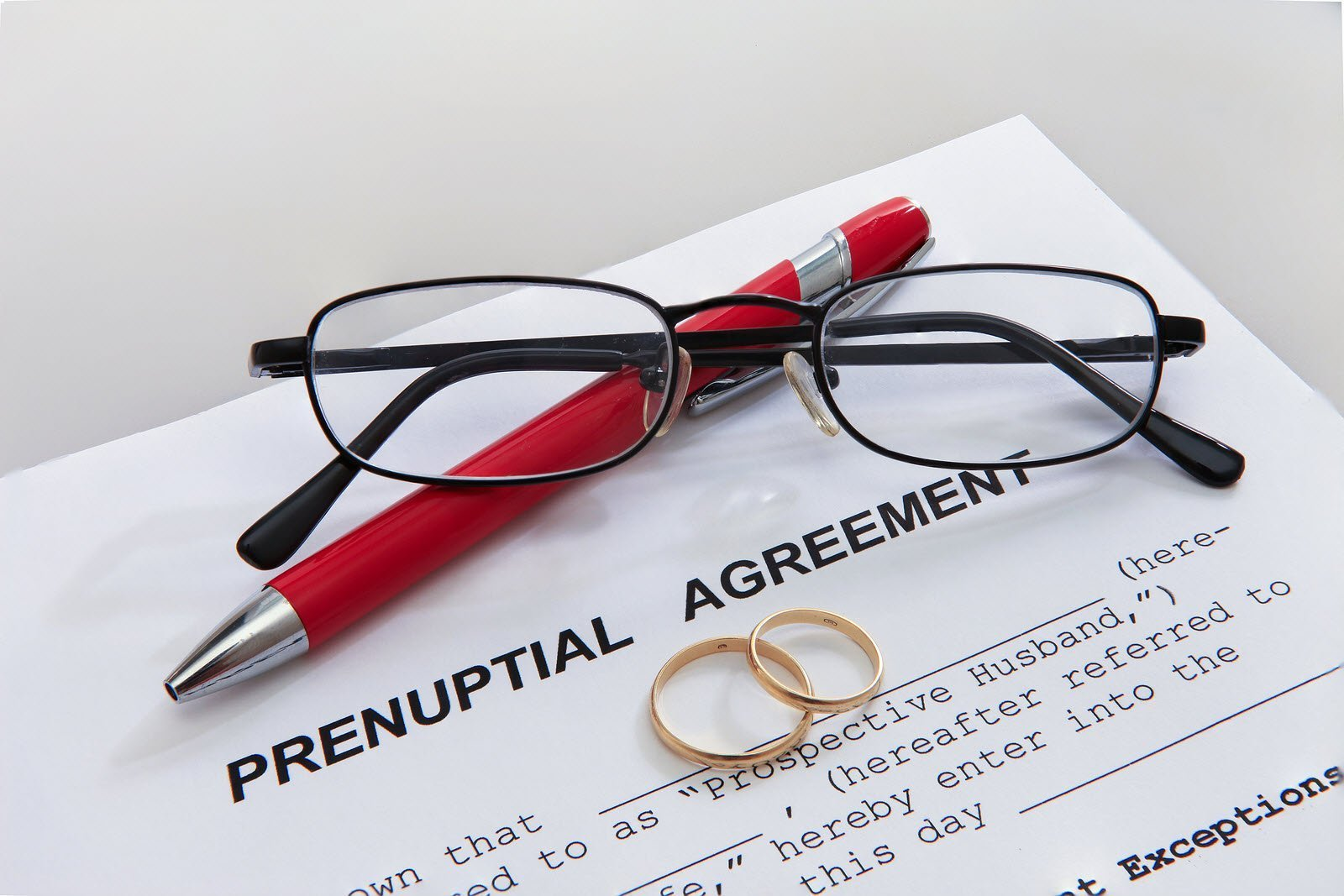 Prenuptial Agreements California Law Attorney Sperling Law Firm