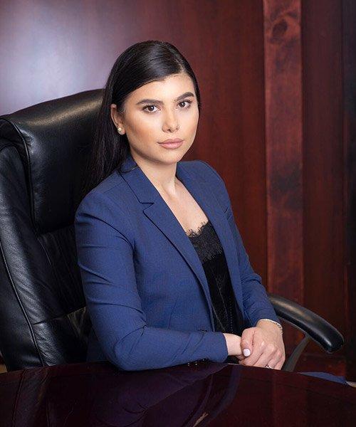 Caroline Abramyan Paralegal