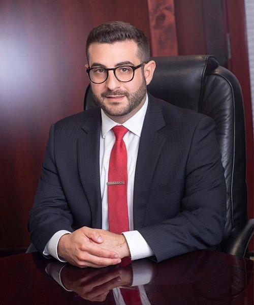 John Yenokian Attorney